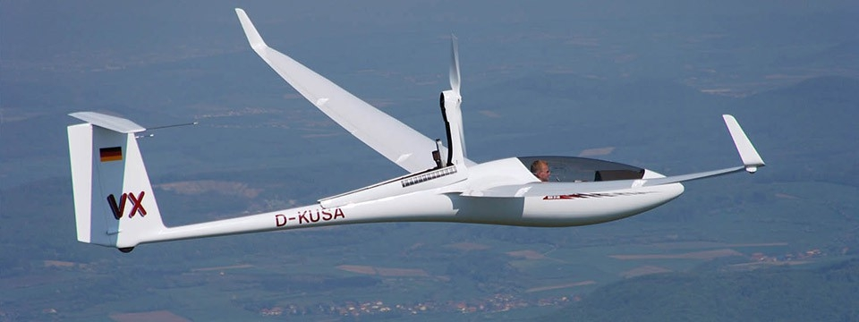 ASG-31Mi Self Launch Motor Glider