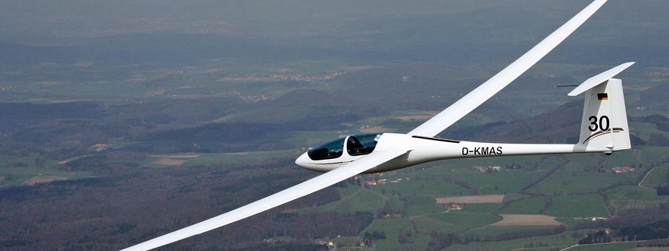 ASH 30mi Self Launching Motorglider