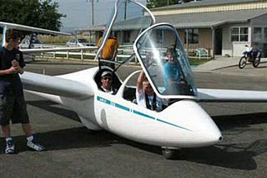 New Pilot Training Williams Soaring Center 530 473 5600